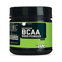 Аминокислоты BCAA Powder 5000 - 400  грамм (Optimum Nutrition) Апельсин