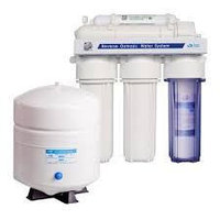 Фильтр для воды система обратного ОСМОса пять степеней очистки с минерализацией
