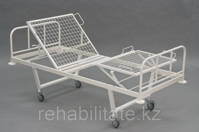 Кровать трехсекционная функциональная  МСК-103