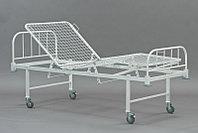 Кровать четырехсекционная с тремя регулируемыми секциями КМФ1-9-3-3-Г (КФ4-01), фото 1
