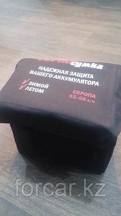 Термосумка для аккумулятора, Европа, 55-66 а/ч, фото 2