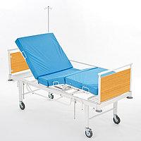 Кровать с пневмо регулировками  КМФ 942