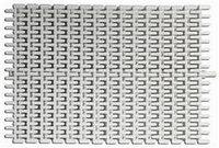 Решетка переливная гибкая высота 24 мм, ширина 245 мм