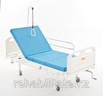 Кровать медицинская полная комплектация КФО-01(МЕТ)