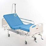 Кровать медицинская функциональная четырехсекционная винтовая МЕТ 3-01 New