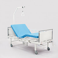 Кровать с обратным туалетным устройством (пр-во Россия) КМФ 943 WHITE WC