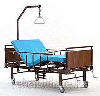 Кровать функциональная с туалетом и столиком (пр-во Россия) КМФ 943 WOOD WC