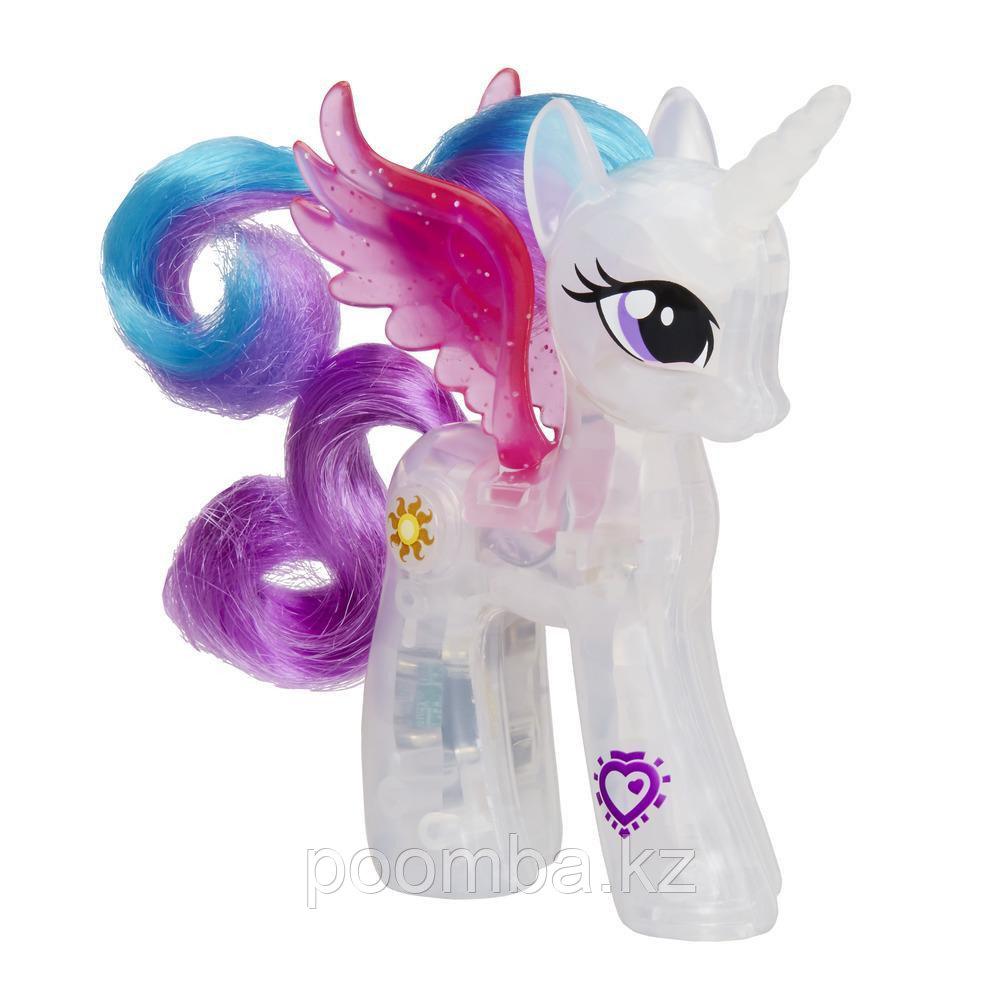 """Фигурка """"Май литл пони: Сияющие принцессы"""" - Селестия (свет)"""