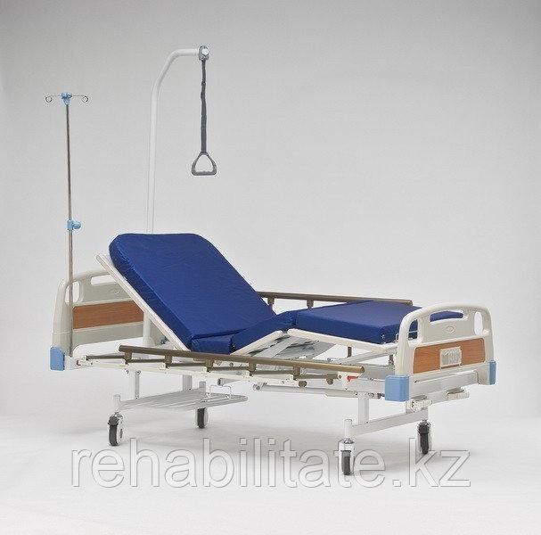 Кровать функциональная механическая четырехсекционная FS3031W