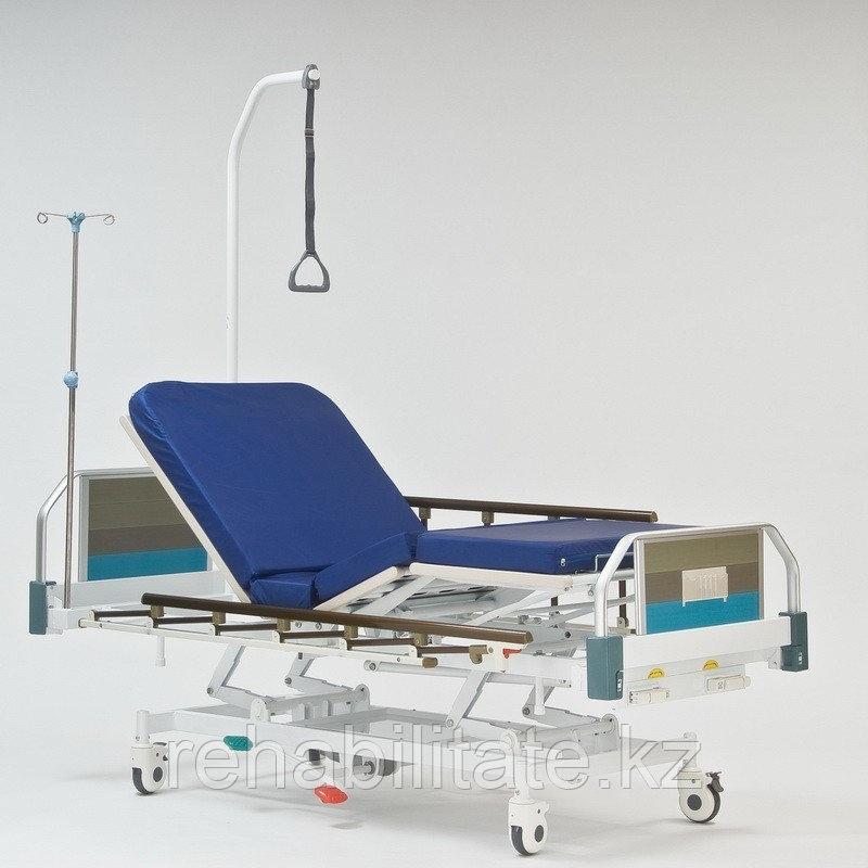 Кровать функциональная четырехсекционная с регулировкой высоты RS104-F