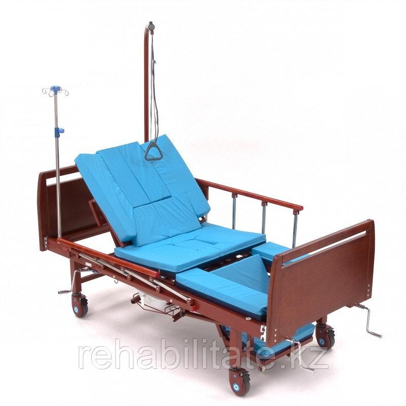 Кровать кресло с туалетом и функцией переворота REVOLUTION-MECHANICS II