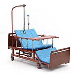 Кровать с туалетом и функцией переворачивания больного МЕТ RЕVОLUТIОN MEHАNIК