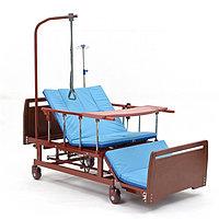 Кровать с туалетом и функцией переворачивания больного МЕТ RЕVОLUТIОN MEHАNIК, фото 1