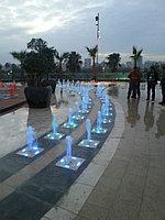 Пешеходный фонтан, пешеходный модуль (квадратной формы), фото 1