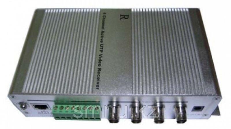 Передатчик видеосигнала по витой паре активный VT - 440 Т