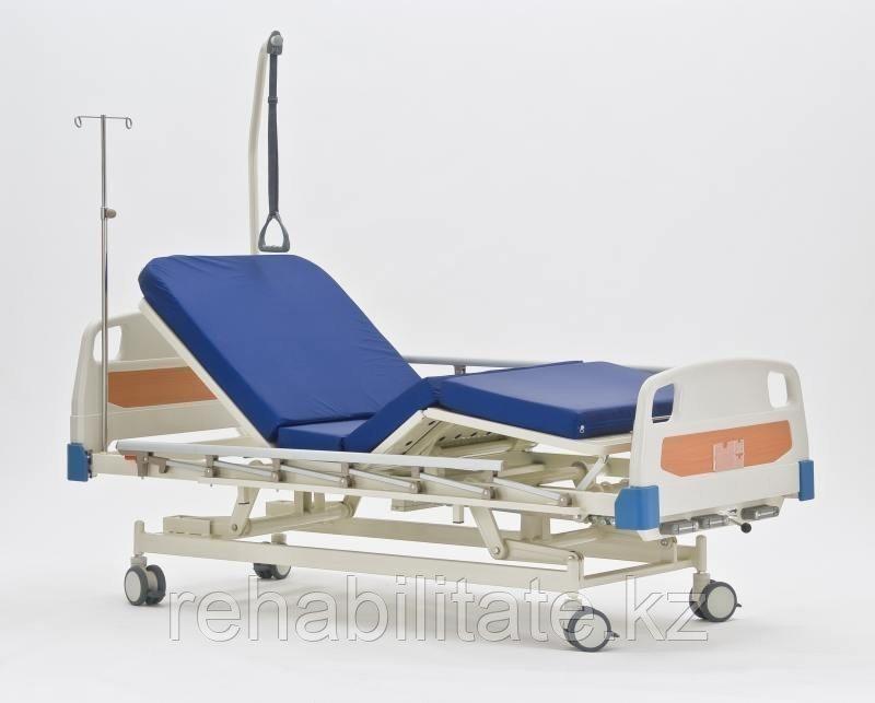 Пятифункциональная медицинская кровать для востановления после инсульта. Е-1