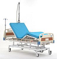 Кровать функциональная медицинская с гидроприводом регулировки высоты RS-105B ГИДРО, фото 1