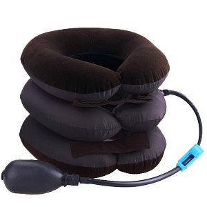 Воротник для вытяжки шейного отдела позвоночника