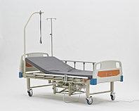 Функциональная электрическая четырёхсекционная кровать с туалетом DB-10 , фото 1