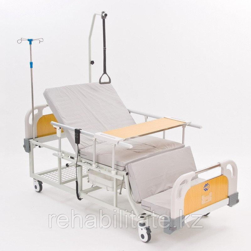 Кровать-кресло с туалетом и возможностью полноценного подъёма с кресла DB-11A