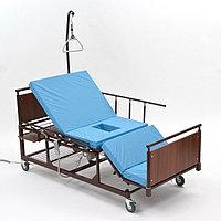 Кровать функциональная с электротуалетом и электропереворотом МЕТ REVEL, фото 1