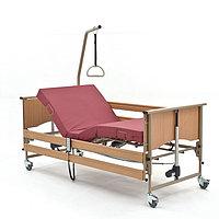 Кровать функциональная 4-х секционная электрическая, в комплекте с матра Vermeiren LUNA Basic. Цвет, фото 1