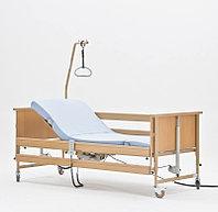 Кровать с регулировкой высоты, ламели деревянные (Германия) Arminia Economic II, фото 1