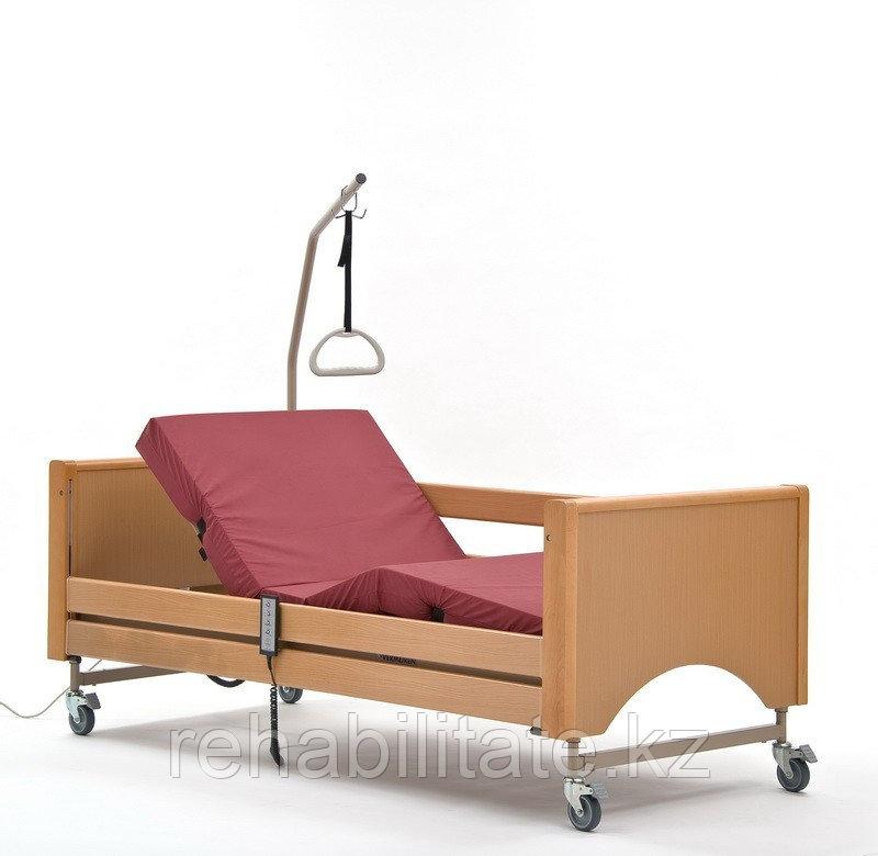 Домашняя кровать Vermeiren (Бельгия), с электроприводом, с матрасом Luna