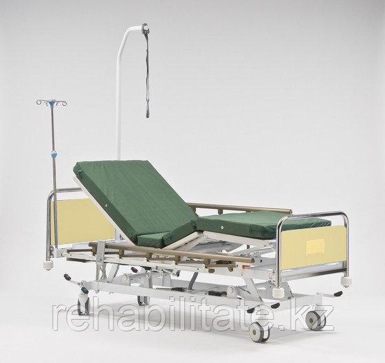 Кровать пятифункциональная электрическая с билатеральным тормозом RS101-F