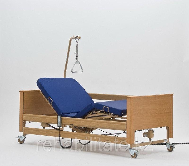 Функциональная кровать с электроприводом и регулировкой высоты Arminia Dali II Германия