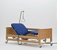 Функциональная кровать с электроприводом и регулировкой высоты Arminia Dali II Германия, фото 1