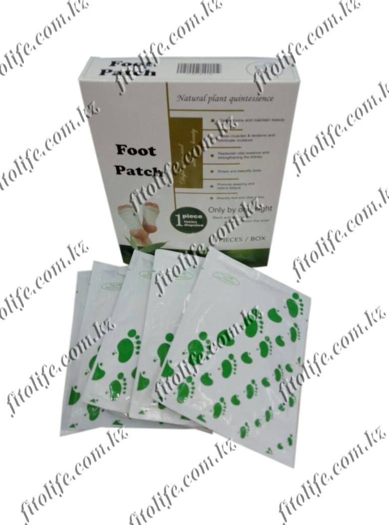 Детоксикационный пластырь для ног JunGong