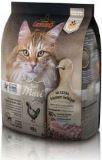 Leonardo Adult Grain Free Maxi 300г сухой БЕЗЗЕРНОВОЙ корм для взрослых кошек крупных пород, фото 1