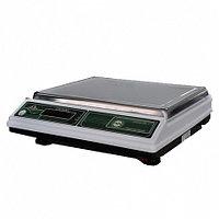 Весы электронные фасовочные настольные ВЭУ-15-2/5-А/13 (300х280х130 мм, до 15 кг)