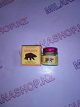 """Бальзам """"Медведь"""" мазевый массажный бальзам для улучшения кровообращения"""