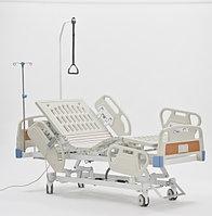 Функциональная электрическая кровать с центральным тормозом RS305, фото 1