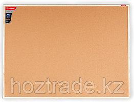 Доска пробковая Berlingo 120*90 , деревянная рамка