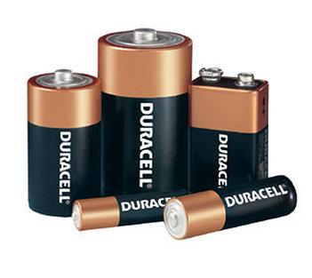 Батарейки разные