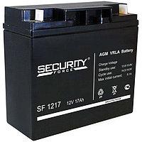 Аккумуляторная батарея Security 12В 17 А/ч
