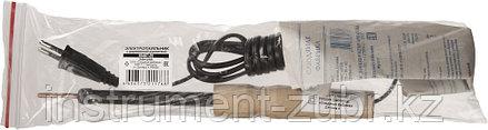 Электропаяльник с деревянной рукояткой, 25Вт, фото 2