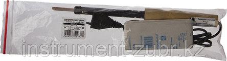 Электропаяльник с деревянной рукояткой, 80Вт, фото 2