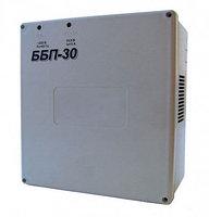 Источник бесперебойного питания ББП-30 ЭЛИС (пластик)