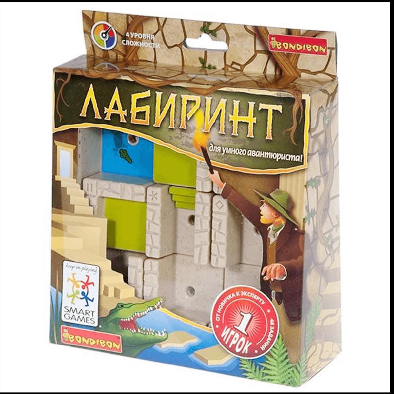 Настольная игра: Лабиринт