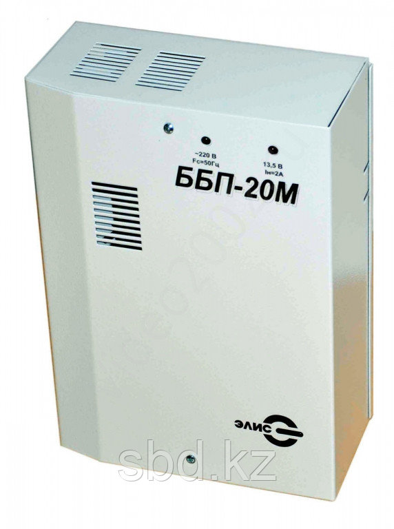 Источник бесперебойного питания ББП-20М (металл)