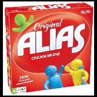 ALIAS (Скажи иначе-3)