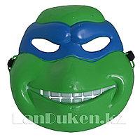 """Детская маска Леонардо """"Черепашки ниндзя"""""""