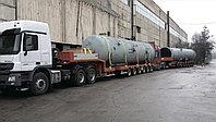 Перевозка негабаритных грузов автотралом по Казахстану