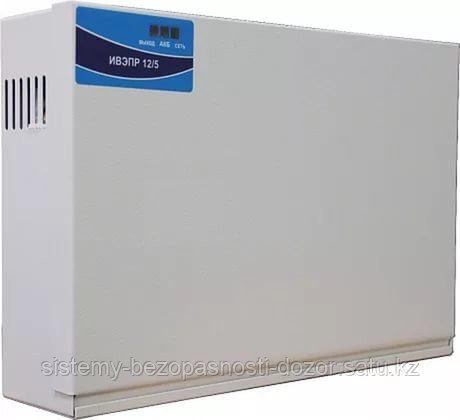 Источник вторичного электропитания резервированный ИВЭПР 12/5 2x17 (исп. К4 к БР)