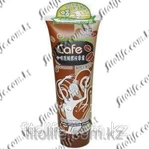 Крем антицеллюлитный с экстрактом кофе