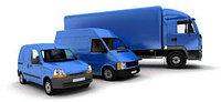 Транспортировка грузов фура